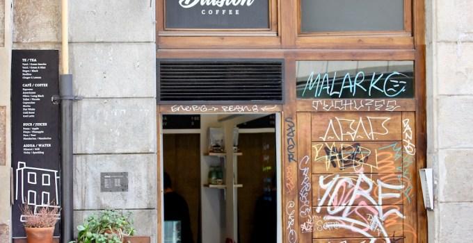 Dalston, Craft Coffee, The Raval