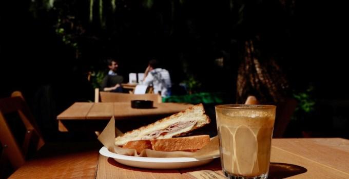 Bar Central, Cafe with oasis, El Raval