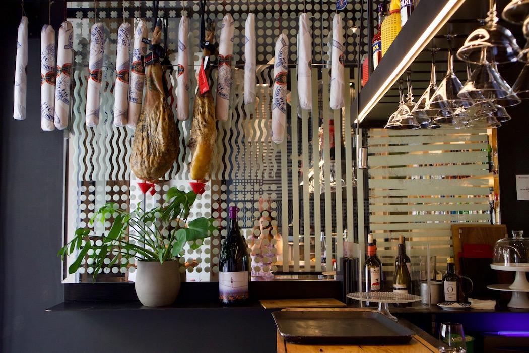 Salchicha de Vic where Nandu Jubany also has a restaurant
