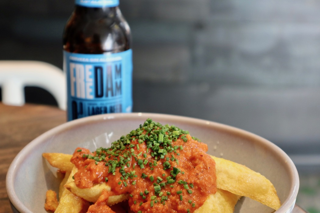 Bravas, Betlem style but at Bicnic Barcelona