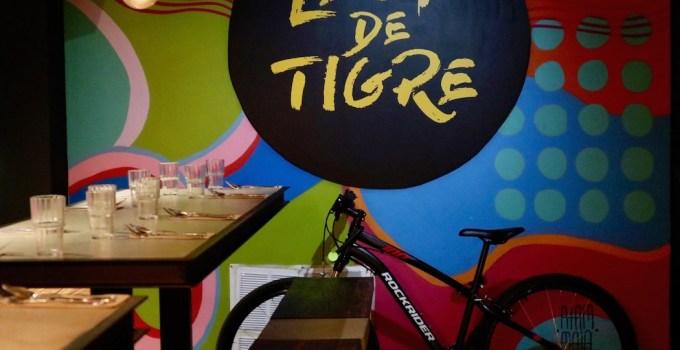 Leche de Tigre Barcelona, Peruvian, Gràcia