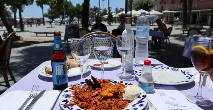 Restaurant Salamanca, Spanish, Barceloneta