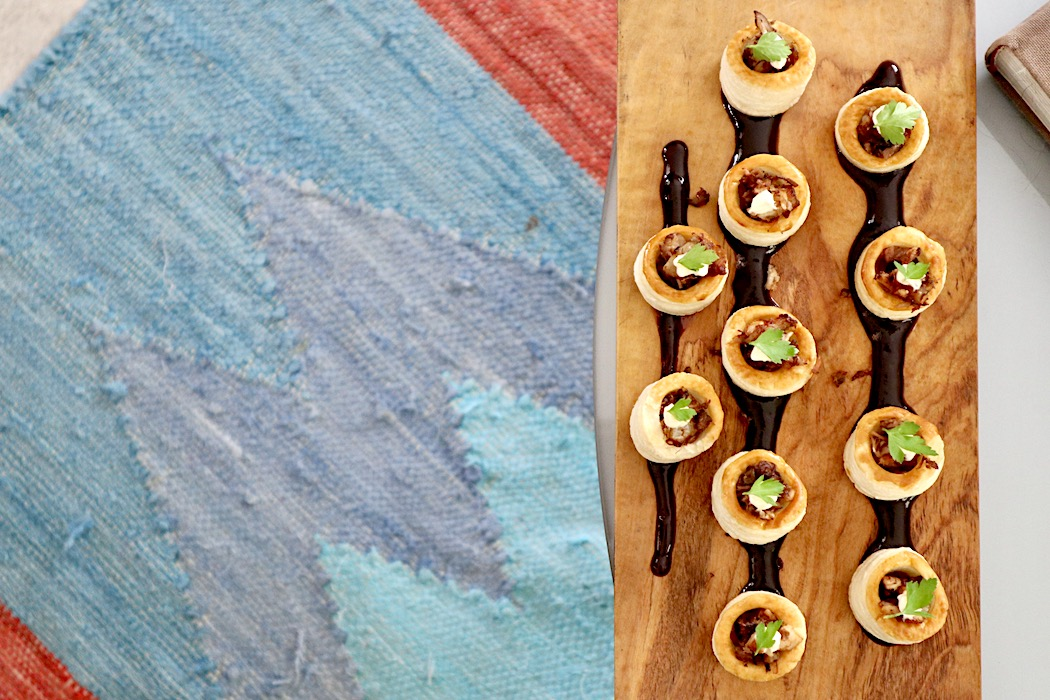 Canapes from Supper Stars Spain