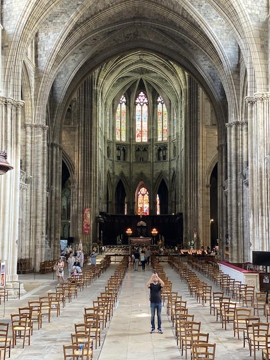 Cathedrale St-Andre Bordeaux