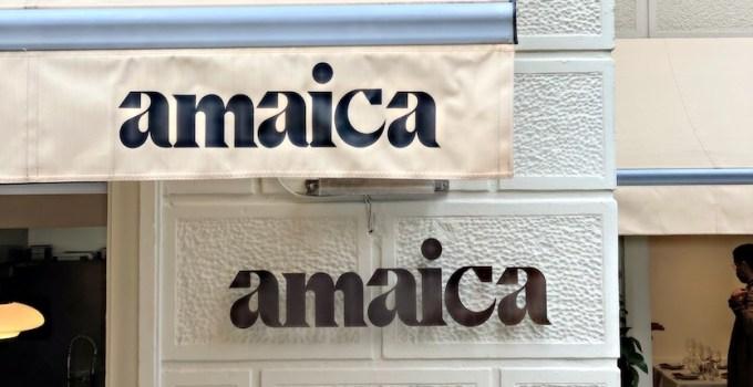 Amaica Casa de Menjars, Sarria