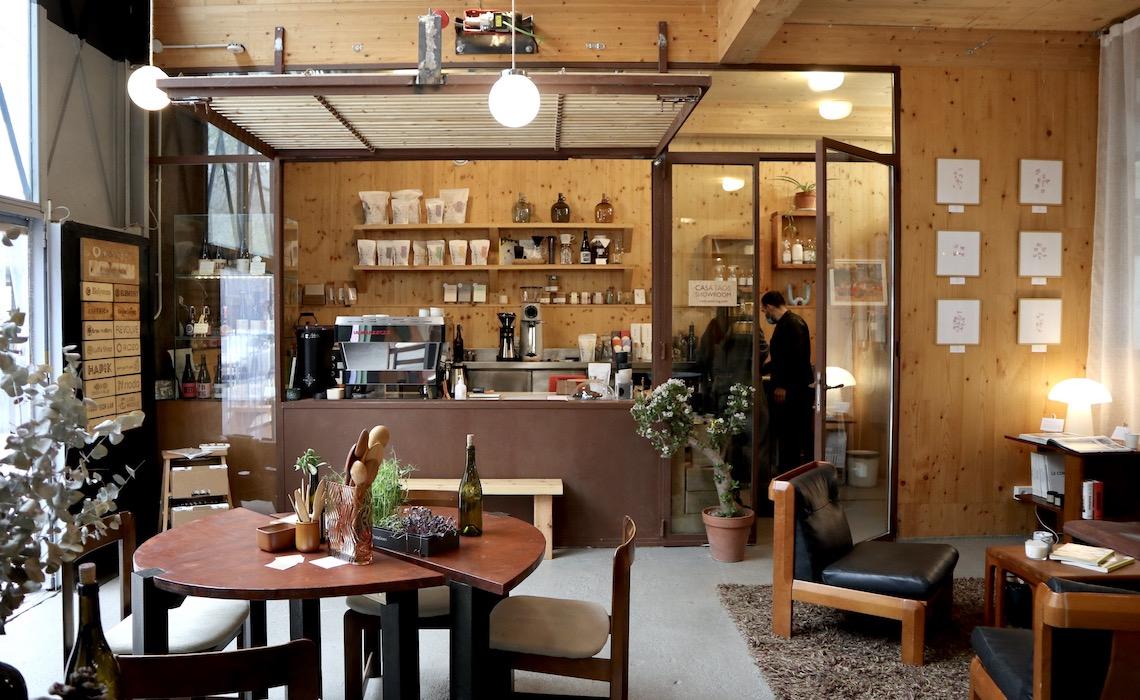 Casa Taos Coffee