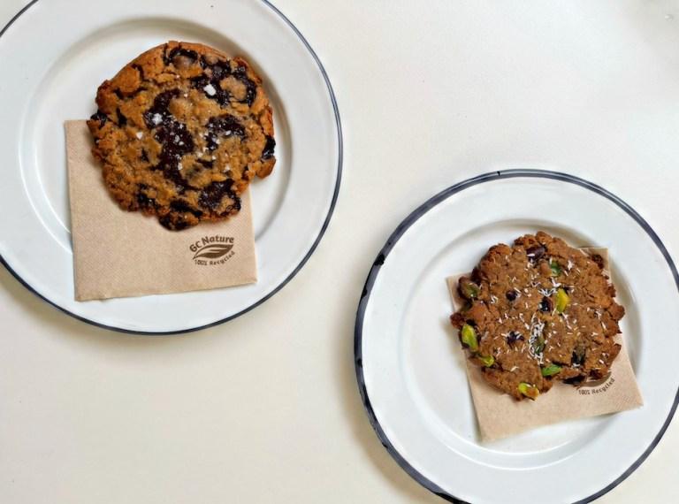 Cookies at Savta Barcelona