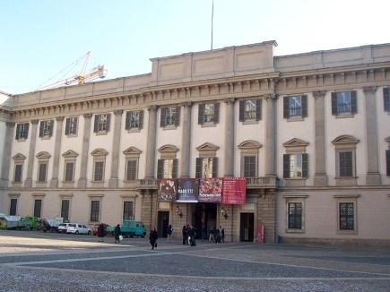 Palazzo Reale, Milan