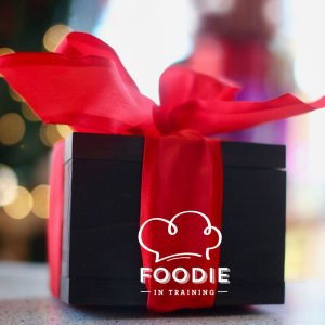 Foodie in Training Recipe Box