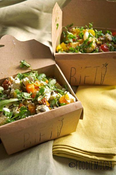 salades recensie biet utrecht pop-up miss foodie