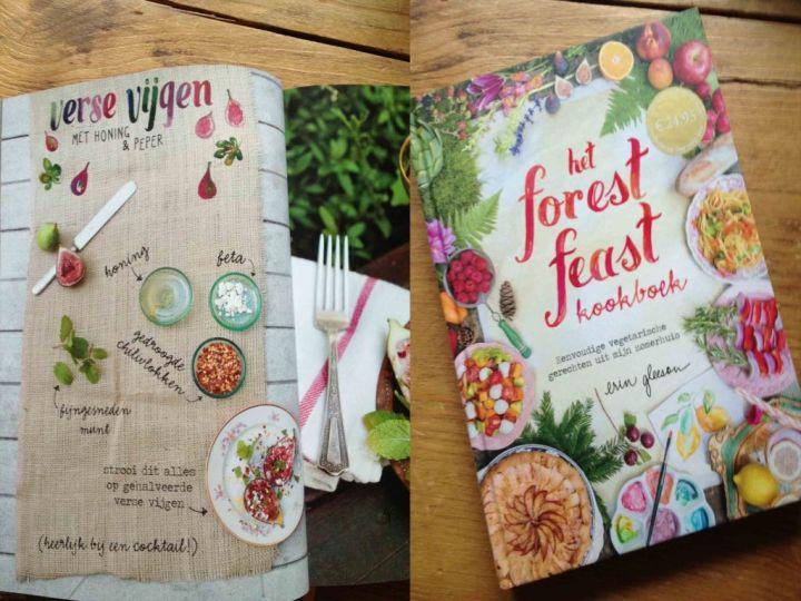 forestfeast kookboek recensie miss foodie