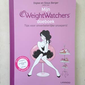 recensie weight-watchers-doeboek foodiemoods