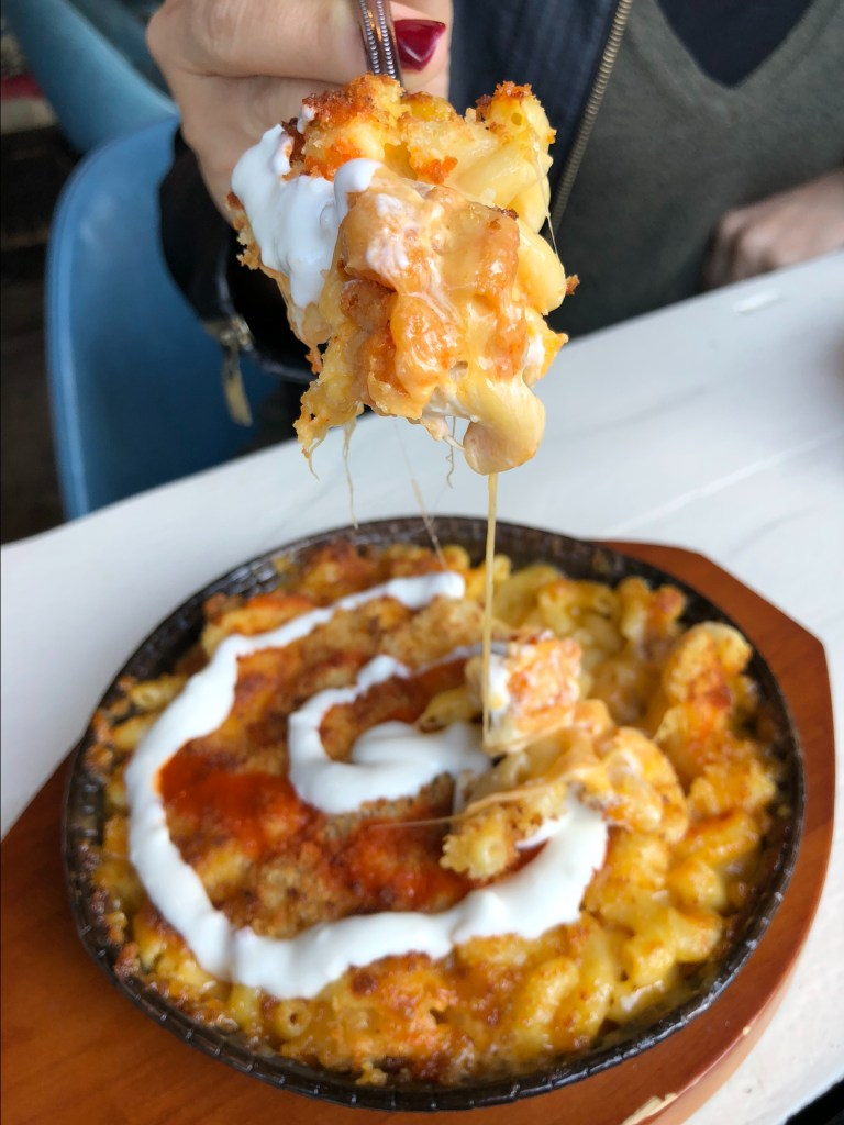 Buffalo Mac and Cheese
