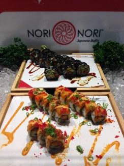 More Sushi...