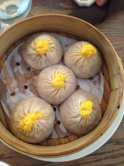 Soup dumplings!
