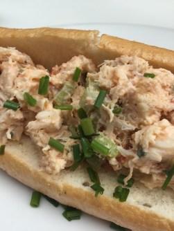 Lobster Roll for brunch