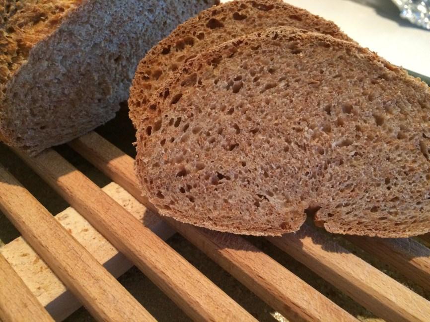 Weizenkleie Brot