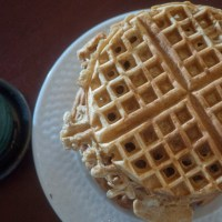 A Lesson on Einkorn and Super Fluffy Waffles