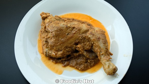 Chicken Chaap recipe by Foodie's Hut