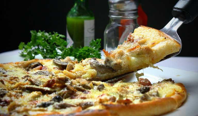 Tortilla Pizza Recipe