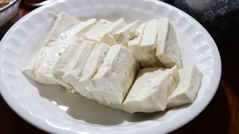 how to drain tofu fast