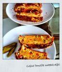 Cake Tomates Mozzarella
