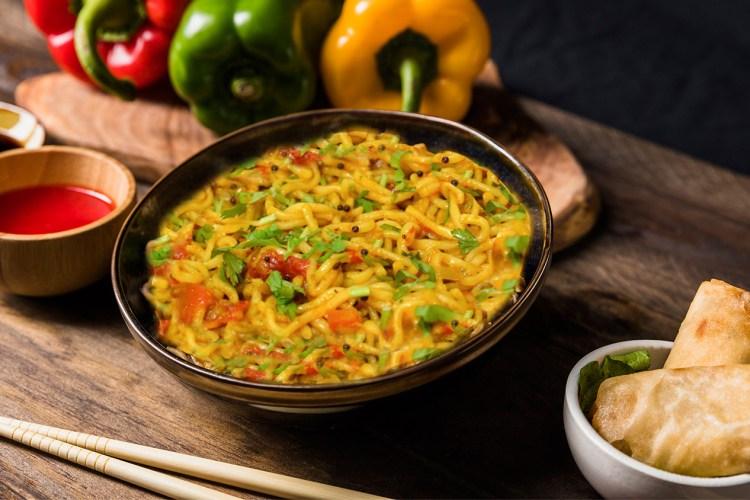 vegatable masala maggi