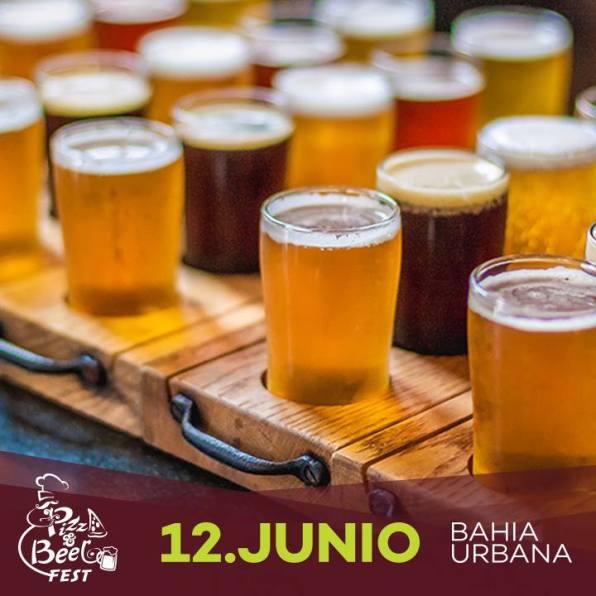 Pizza & Beer Fest PR