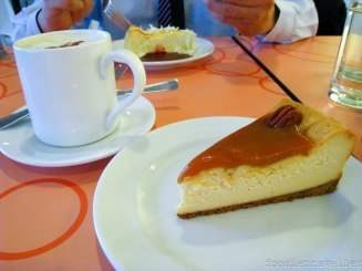 Calea Caramel Pecan Cheesecake