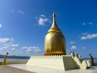 Bupaya - Bell-shaped pagoda