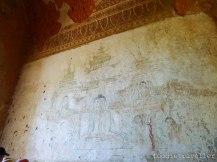 Sulamani Guphaya mural