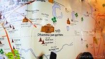 Dhamma-yan-gyi Pahto on map