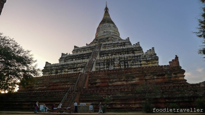 Shwe San Daw Pagoda - Sunrise Pagoda
