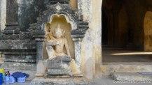 Shwe Gu Gyi Phaya statue