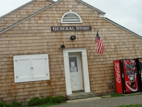 The General Store at Hither Hills Campgrounds