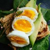 Savršeno kuhana jaja se ne smiju kuhati na visokoj temperaturi jer će imati sumporasti okus