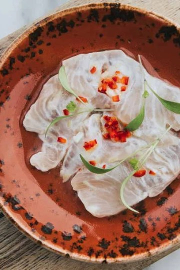Peruanski Ceviche od gofa priprema se korištenjem pleminitih kiselina iz citrusa