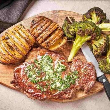 Rib eye steak jedan on najboljih odrezaka