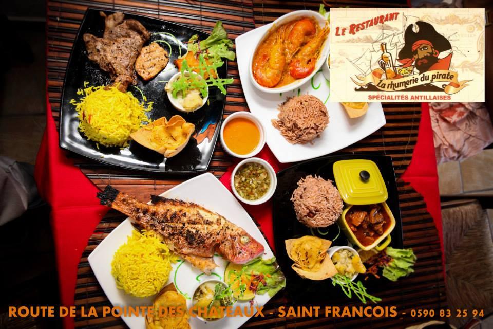 La Guadeloupe élue 2nde destination de la Caraïbe où l'on mange le mieux
