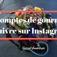14 comptes Instagram à suivre absolument si vous êtes gourmet !