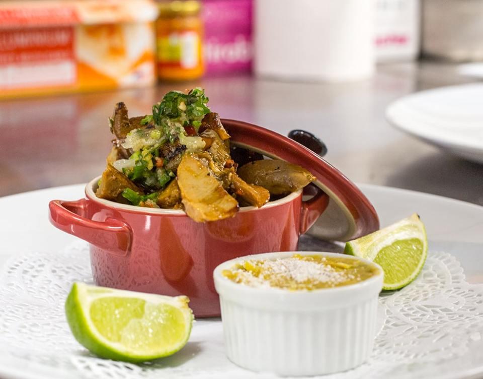 Claude Strazel - cuisine créole -foodiles