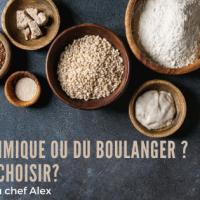 Levure chimique ou du boulanger ? Comment choisir ?