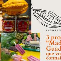#Gourmandises : 3 produits Made in Guadeloupe que vous devriez connaître !