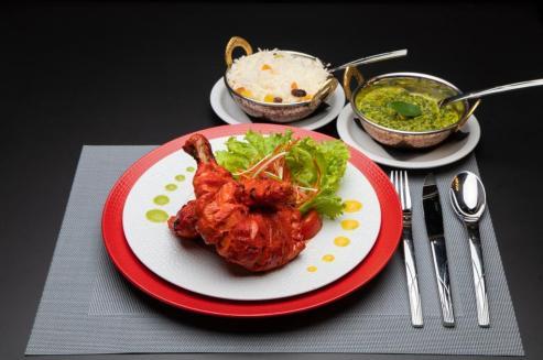 Restaurant Sri Ganesha, Fort-de-France - Crédit photo: Micha Bellemare