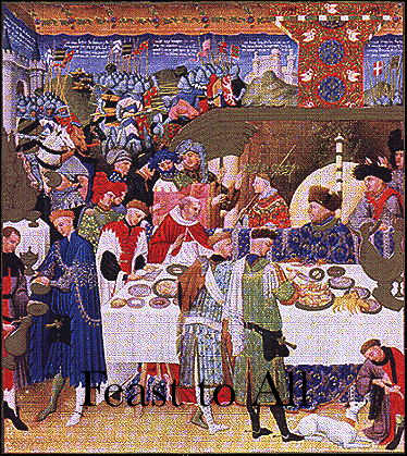 Medieval Feast Day