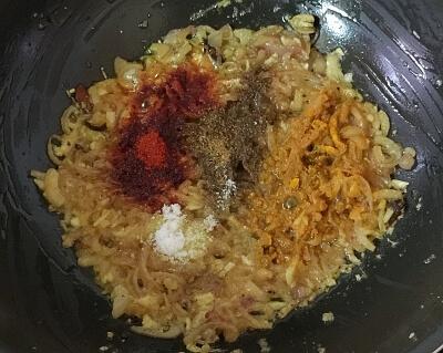 chicken do pyaza 11