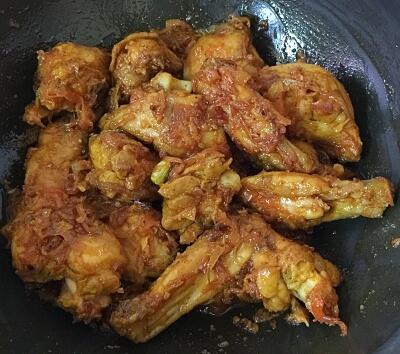 chicken do pyaza 16