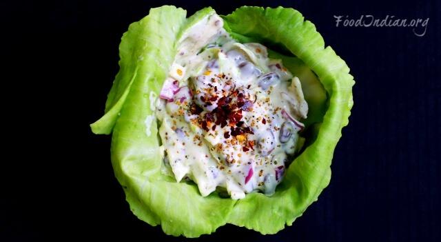 kidney beans salad 13