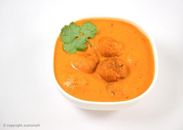 lauki kofta curry 18