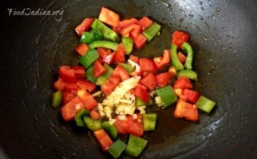 tomato kidney bean curry 3